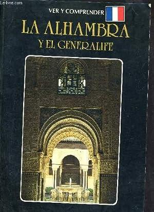 LA ALHAMBRA Y EL GENERALIFE.: COLLECTIF