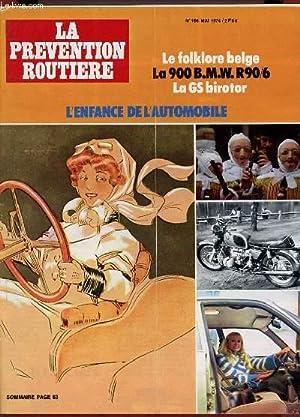 LA PREVENTION ROUTIERE N° 106 MAI 1974.: COLLECTIF.