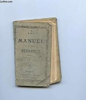 MANUEL DE LA JEUNESSE .: JMJ.