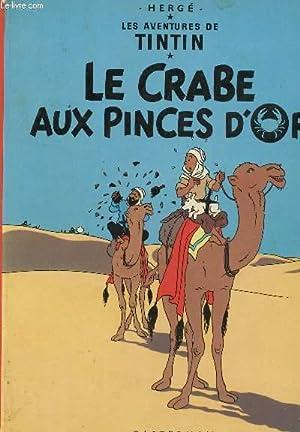 LE CRABE AUX PINCES D'OR / COLLECTION: HERGE