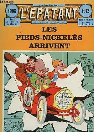 LES PIEDS NICKELES ARRIVENT.: FORTON LOUIS