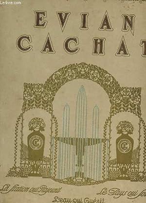 EVIAN CACHAT - LA STATION QUI RAJEUNIT: COLLECTIF