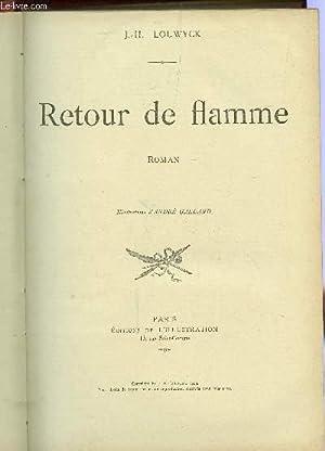 RETOUR DE FLAMME / L'AUDITION / GILLES: LOUWYCK / LUGUET