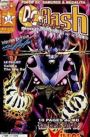 DC FLASH COMICS (MAGAZINE D'INFORMATION SUR LE: COLLECTIF
