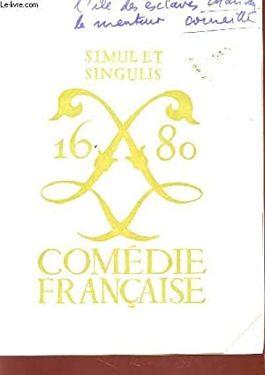 CHRONIQUE DE LA COMEDIE FRANCAISE - SEPTEMBRE-DECEMBRE 1966.: COLLECTIF