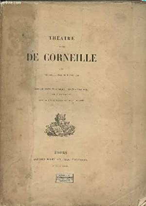 THEATRE CHOISI DE CORNEILLE.: CORNEILLE