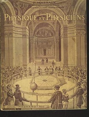 PHYSIQUE ET PHYSICIEN: R. MASSAIN