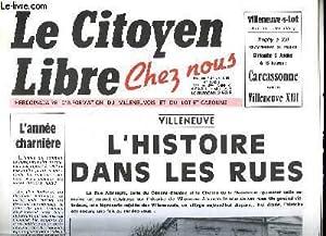 Le Citoyen Libre, Chez nous. N°2342 : MOULINIE & COLLECTIF