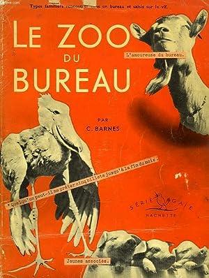LE ZOO DU BUREAU: BARNES CLARE