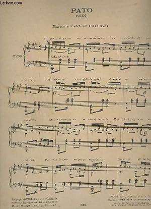 PATO - PIANO.: COLLAZO