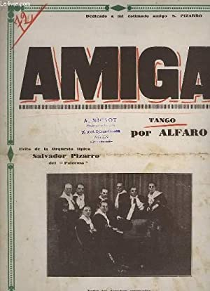 AMIGA - TANGO - PIANO BANDONEON.: ALFARO