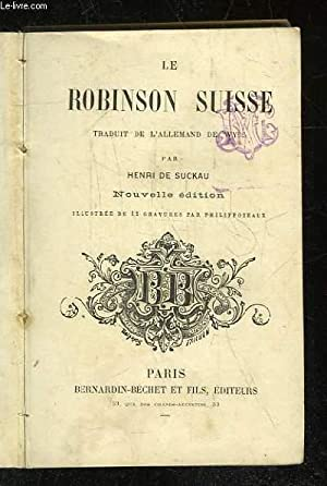 LE ROBINSON SUISSE.: WYSS.
