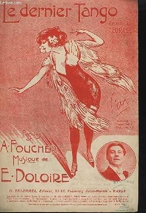 LE DERNIER TANGO.: DOLOIRE E.