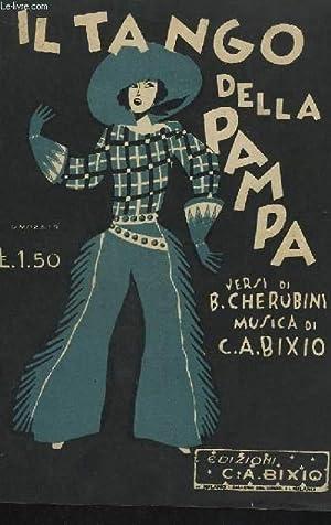 IL TANGO DELLA PAMPA - MANDOLINO.: BIXIO C.A.