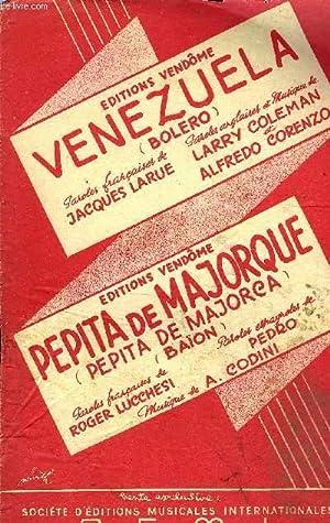 VENEZUELA / PEPITA DE MAJORQUE: COLLECTIF