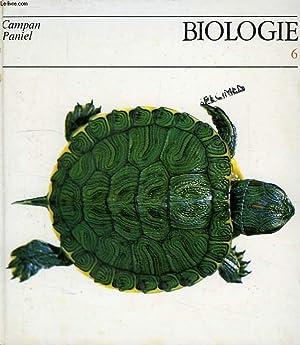 BIOLOGIE, CLASSE DE 6e: COLLECTIF