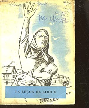 LA LECON DE LIDICE: WHEELER ELEANOR