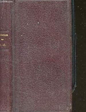 L'IMITATION DE JESUS CHRIST - N°521 -: DE LAMENNAIS F.