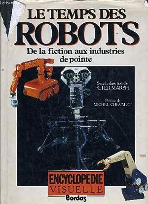 LE TEMPS DES ROBOTS DE LA FICTION: PETER MARSH