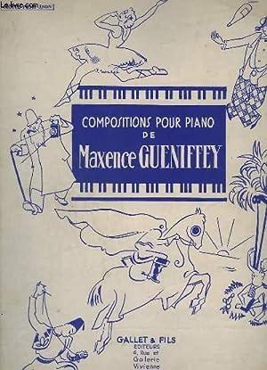 COMPOSITIONS POUR PIANO - TROTTE PETIT ANON ! - MORCEAU DE GENRE.: GUENIFFEY MAXENCE