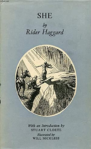 SHE, A HISTORY OF ADVENTURE: RIDER HAGGARD H.