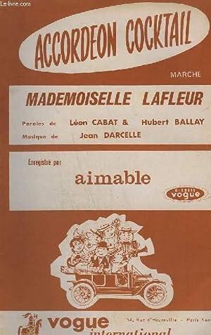 MAD'MOISELLE LAFLEUR + PARTIR AVEC TOI -: DARCELLE JEAN /