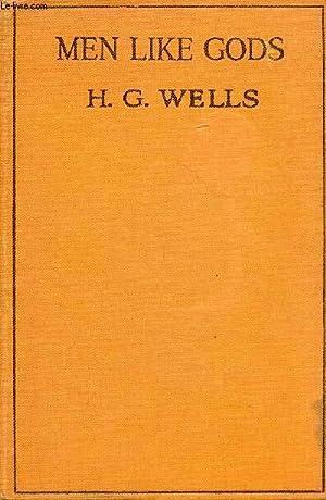 MEN LIKE GODS: WELLS H. G.