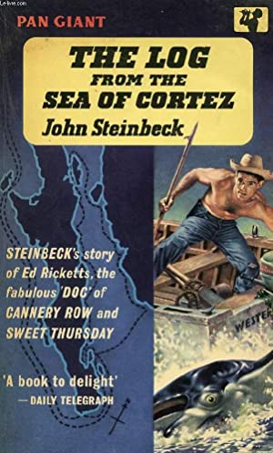 THE LOG FROM THE SEA OF CORTEZ: STEINBECK John
