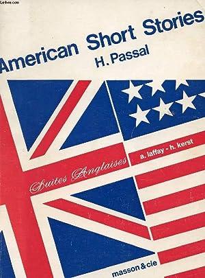 AMERICAN SHORT STORIES: PASSAL H.