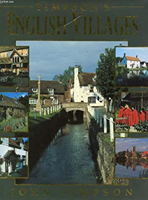 TIMPSON'S ENGLISH VILLAGES: TIMPSON JOHN, STEAD MICHAEL J.