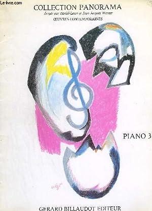 COLLECTION PANORAMA - PIANO VOLUME 3 : LESUR DANIEL /
