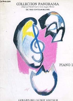 COLLECTION PANORAMA - PIANO VOLUME 1 : LESUR DANIEL /
