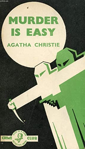 MURDER IS EASY: CHRISTIE AGATHA