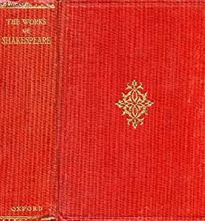 THE COMPLETE WORKS OF WILLIAM SHAKESPEARE: SHAKESPEARE William, By W. J. CRAIG