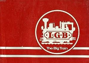 THE BIG TRAIN, L.G.B. CATALOGUE: COLLECTIF