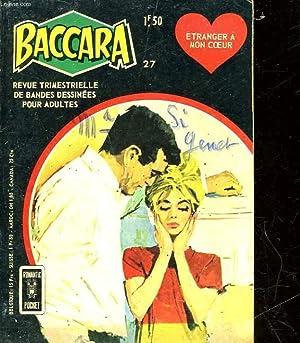 BACCARA - N°27 - ETRANGER A MON COEUR: COLLECTIF