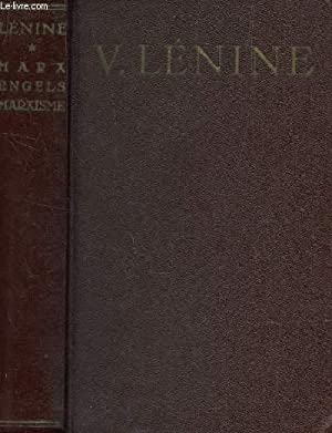 MARX ENGELS MARXISME.: LENINE V.