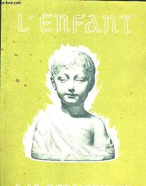 L'ENFANT DE LA RENAISSANCE.: COLLECTIF