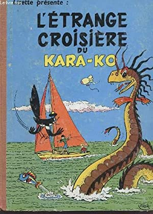 L'ETRANGE CROISIERE DU KARA-KO.: ERIK