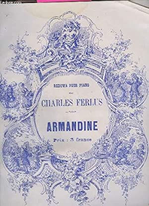 AMANDINE - REDOWA POUR PIANO.: FERLUS CHARLES
