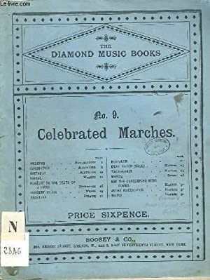 THE DIAMOND MUSIC BOOKS N°9 : CELEBRATED: COLLECTIF