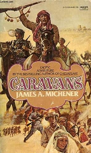 CARAVANS: MICHENER JAMES A.