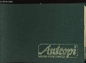 CATALOGUE DE MEUBLES - COPIE D'ANCIEN ARTCOPI.: COLLECTIF.