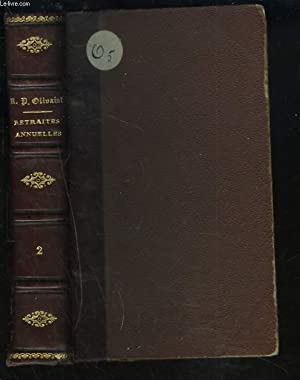 JOURNAL de ses retraites annuelles de 1860: LE R.P. PIERRE