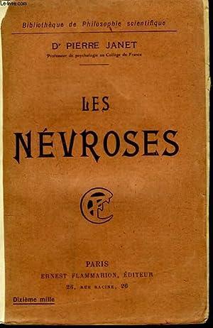 LES NEVROSES: Dr PIERRE JANET