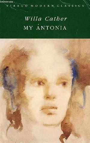 MY ANTONIA: CATHER Willa