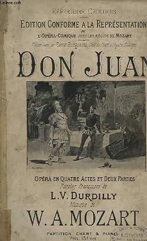 Dissertation sur don juan comique