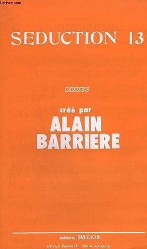SEDUCTION 13 - PIANO + CONTREBASSE /: BARRIERE ALAIN