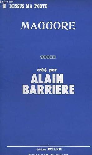 MAGGORE + DESSUS MA PORTE - CONTREBASSE: BARRIERE ALAIN