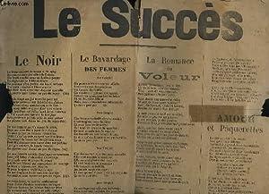 LE SUCCES - LE NOIR + LE: COLLECTIF
